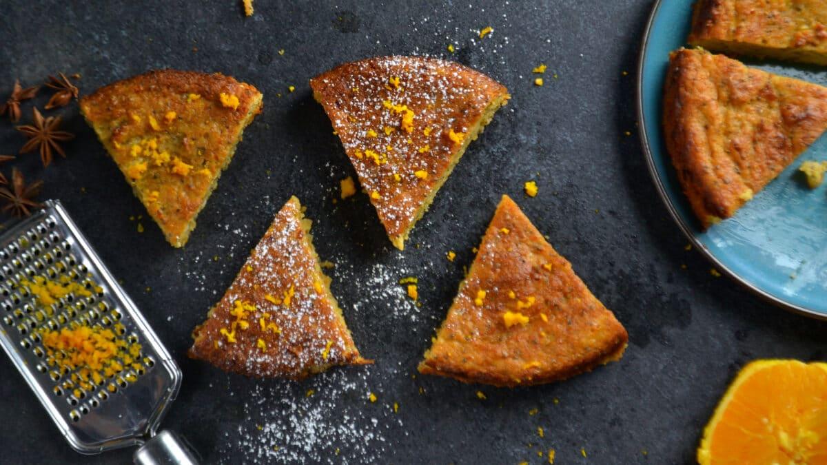 Appelsin kanel scones