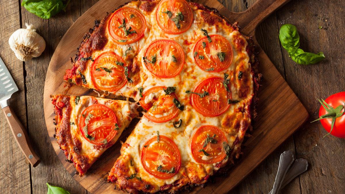 Fathead LCHF Pizza