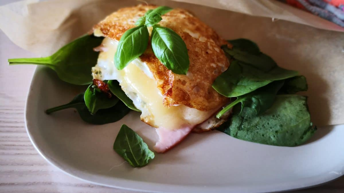 Æggetoast – Lækker og god morgenmad på 5 minutter