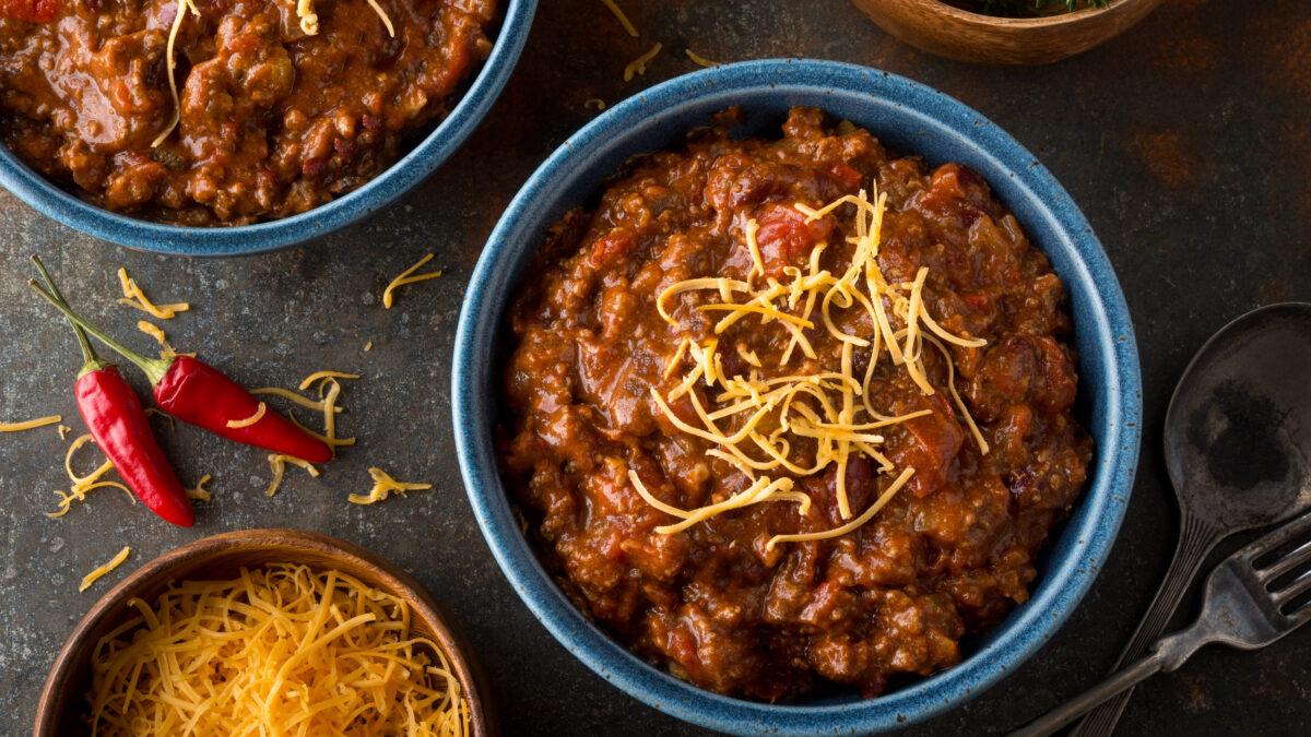 Simpel chili con carne