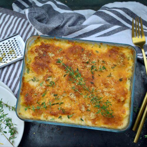 Kan man fryse lasagne inden den er bagt