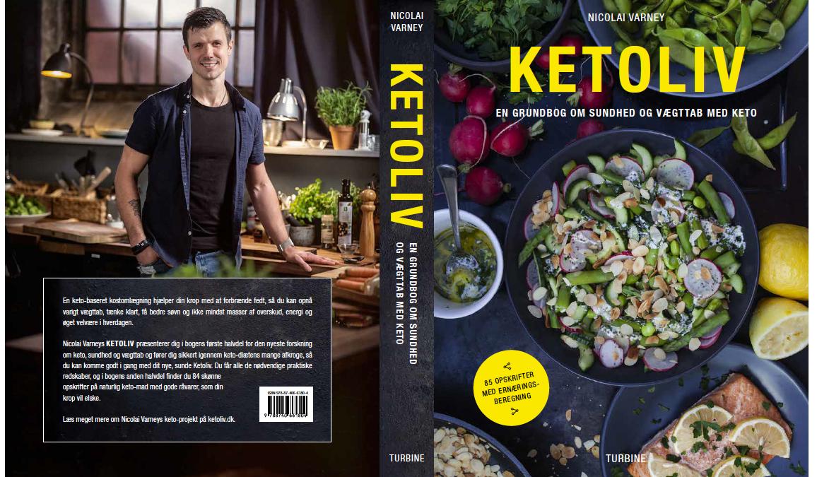 Ketoliv bog – Grundbog om sundhed og vægttab med Keto
