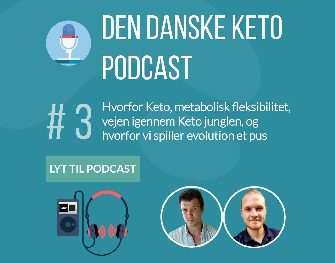 #3: De gode ting ved Keto, og hvorfor de virker til vægttab